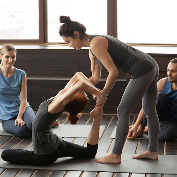Formation yoga reconnue